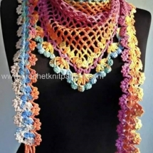 Shawl Crochet Patterns Part 7