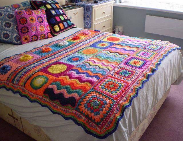 Crochet Bedspread Patterns Part 6 - Beautiful Crochet ...
