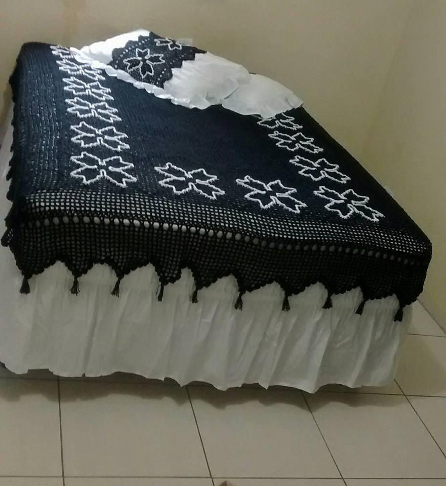 Crochet Bedspread Patterns Beautiful Crochet Patterns and Knitting Patterns