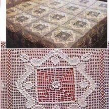 Crochet Bedspread Patterns Part 7
