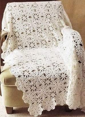 Crochet Bedspread Patterns Part 7 - Beautiful Crochet Patterns and ...