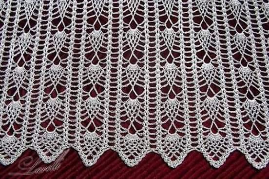 Crochet Curtain Patterns Part 3 - Beautiful Crochet Patterns and Knitting Pat...