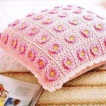 Crochet Pillow Patterns Part 7