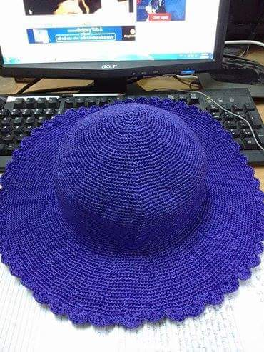crochet sun hat beautiful crochet patterns and knitting