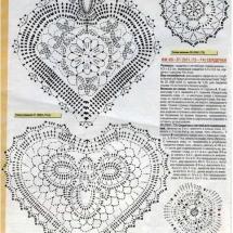 Heart Crochet Patterns 2