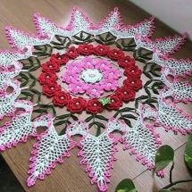 Home Decor Crochet Patterns Part 39