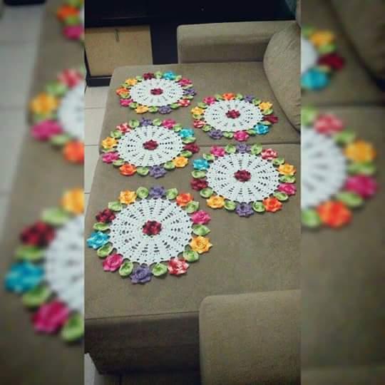 Home Decor Patterns: Home Decor Crochet Patterns Part 40