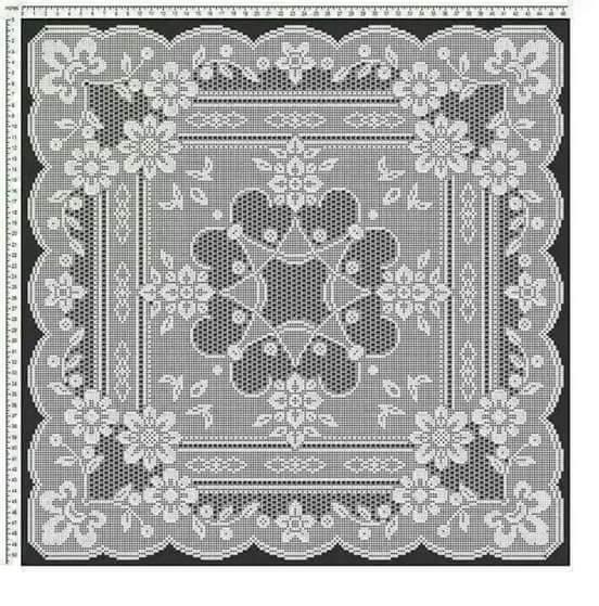 Home Decor Crochet Patterns Part 43 Beautiful Crochet Patterns and ...
