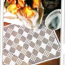 Home Decor Crochet Patterns Part 43