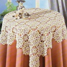Home Decor Crochet Patterns Part 45