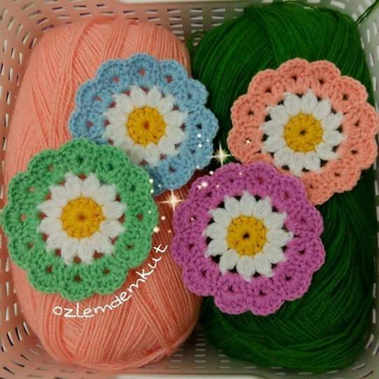 Free Crochet Patterns For Home Decor : Home Decor Crochet Patterns Part 47 Beautiful Crochet ...