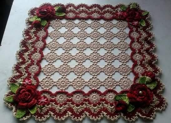 Home Decor Crochet Patterns Part 49 45