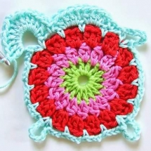 Home Decor Crochet Patterns Part 49