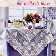 Home Decor Crochet Patterns Part 50