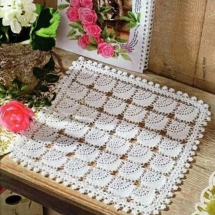 Home Decor Crochet Patterns Part 54