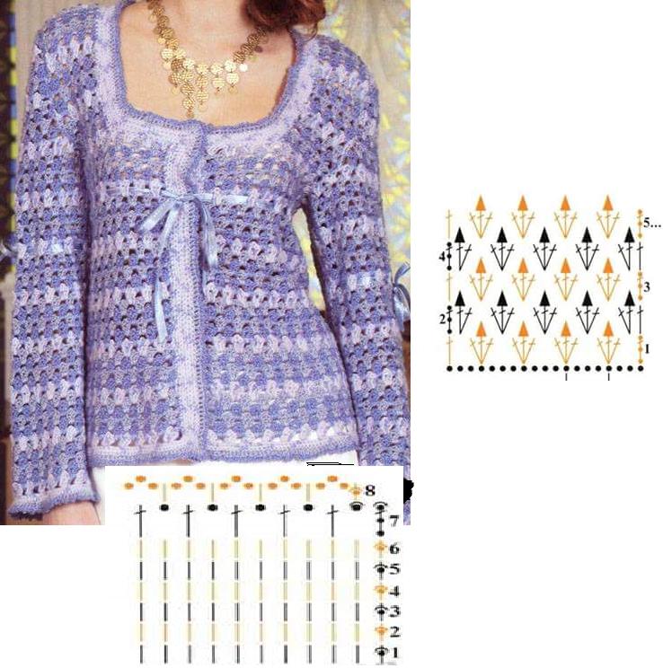 New Crochet Patterns : Woman?s Crochet Patterns 2016 Beautiful Crochet Patterns and ...