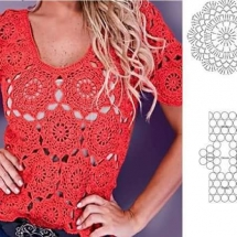 New Woman's Crochet Patterns Part 48