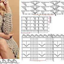 New Woman's Crochet Patterns Part 57