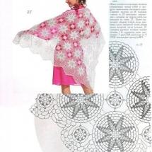 Shawl Crochet Patterns Part 10