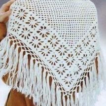 Shawl Crochet Patterns Part 11