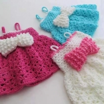 Baby Crochet Patterns Part 20