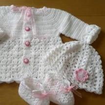 Baby Crochet Patterns Part 20