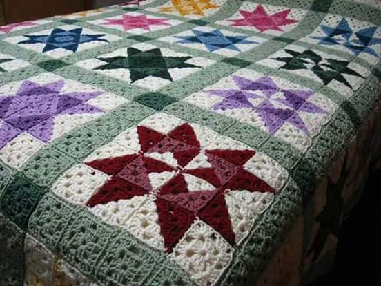 Crochet Bedspread Patterns Part 10 - Beautiful Crochet Patterns and ...