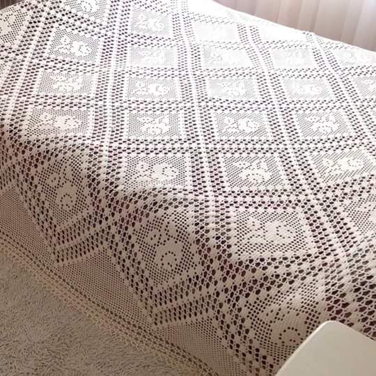 Crochet Bedspread Patterns Part 8 - Beautiful Crochet Patterns and ...