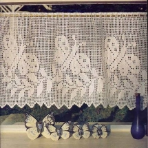 Crochet Curtain Patterns Part 7