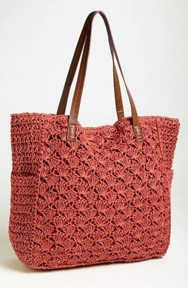 Free Crochet Bag Patterns 2016 Beautiful Crochet