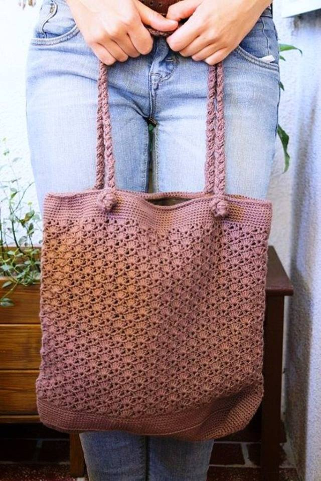 Crochet Bag Patterns Beautiful