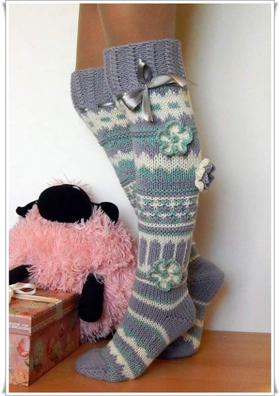 Free Crochet Sock Patterns Part 6 Beautiful Crochet Patterns And