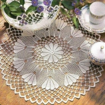 Home Decor Crochet Patterns Part 58