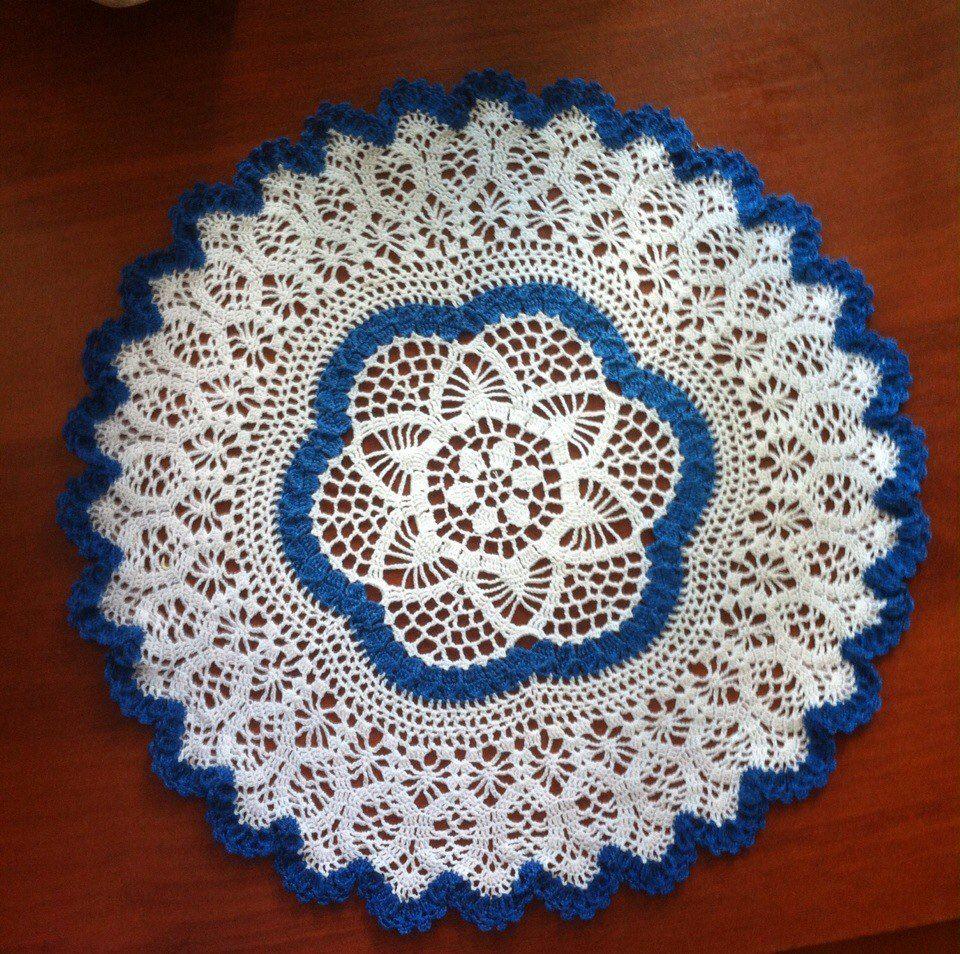 Home Decor Crochet Patterns Part 60