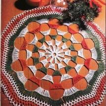 Home Decor Crochet Patterns Part 62