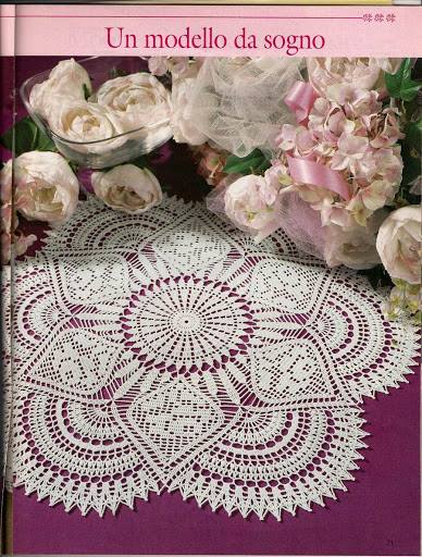 Crochet Patterns Home Decor : Home Decor Crochet Patterns Part 63 Beautiful Crochet Patterns and ...
