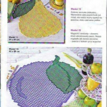 Home Decor Crochet Patterns Part 66