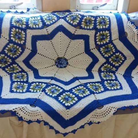 Free patterns beautiful crochet patterns and knitting for Crochet decorations for home
