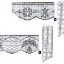 Lace Edging Crochet Patterns Part 8