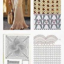 New Woman's Crochet Patterns Part 63