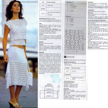 New Woman's Crochet Patterns Part 66 18