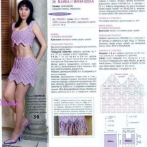 New Woman's Crochet Patterns Part 66 19