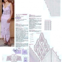 New Woman's Crochet Patterns Part 66 20