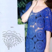 New Woman's Crochet Patterns Part 66 40
