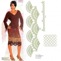 New Woman's Crochet Patterns Part 66 7
