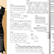 New Woman's Crochet Patterns Part 66 8