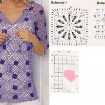 New Woman's Crochet Patterns Part 73