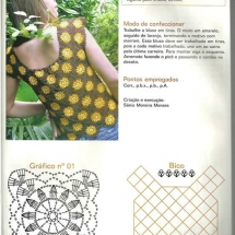 New Woman's Crochet Patterns Part 73
