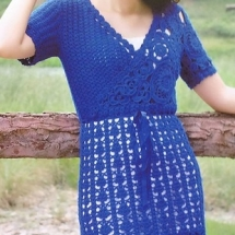 New Woman's Crochet Patterns Part 79