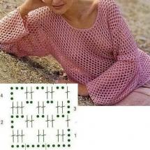 New Woman's Crochet Patterns Part 87